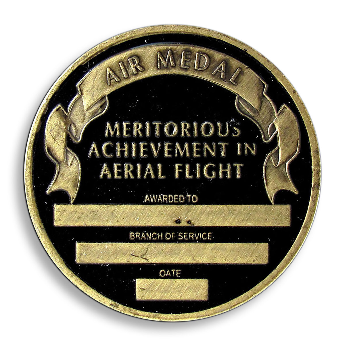 Air Medal, Flying Cross, Navy Honor Military Duty, Courage, Souvenir