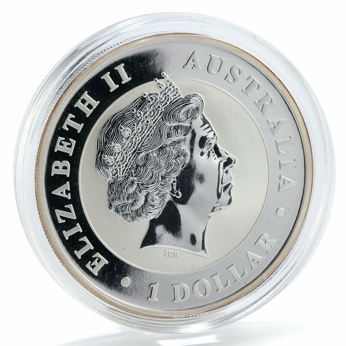Australia 1 dollar Koala proof silver coin 2011