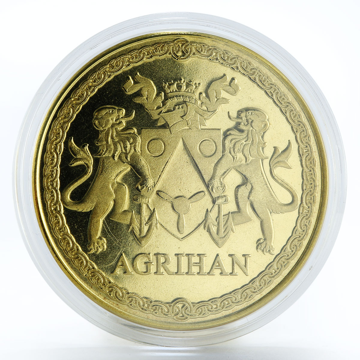 Agrihan 5 dollars 2018 2 coins sets Airplanes